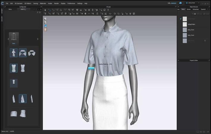 Pic: CLO Virtual Fashion