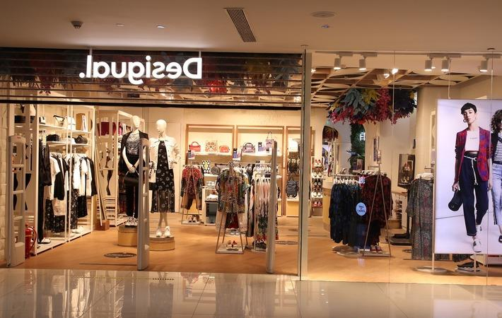 Desigual expands in India with 2nd store