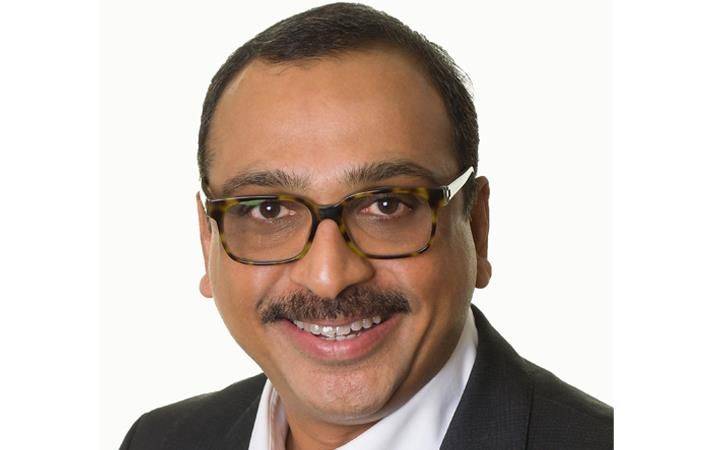Rohit Aggarwal, SCTI chairman and president of Huntsman Textile Effects. Pic: Sustainable Chemistry for the Textile Industry