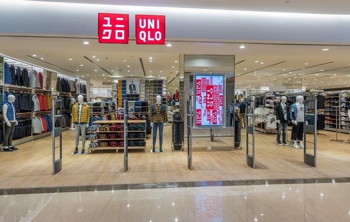 Uniqlo Vegas Mall, Dwarka