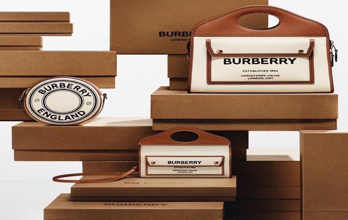 Pic: Burberry