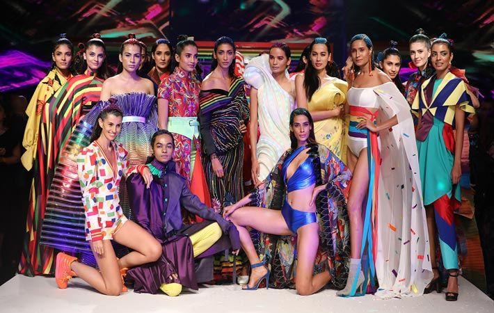 Pic: Fashion Design Council of India