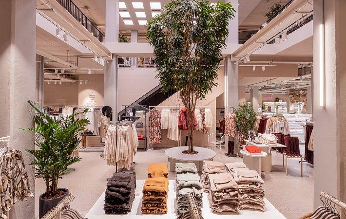 H&M Sergel Torg, Stockholm. Pic: DAVID THUNANDER / THUNANDER AT GMAIL.COM