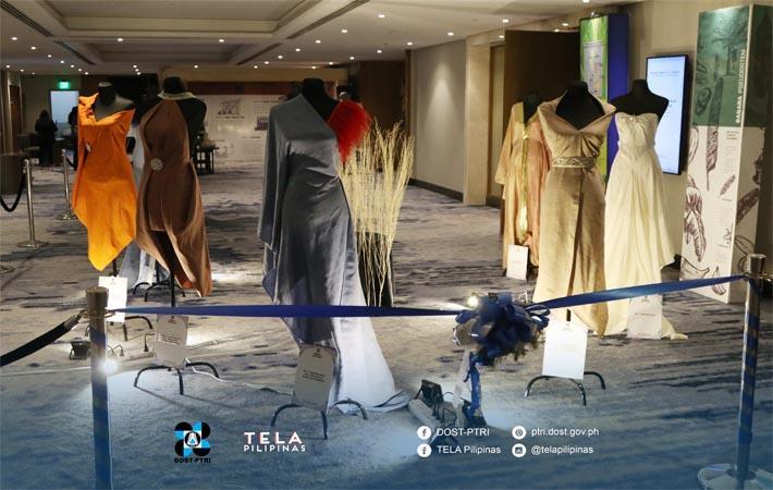 Pic: Philippine Textile Research Institute