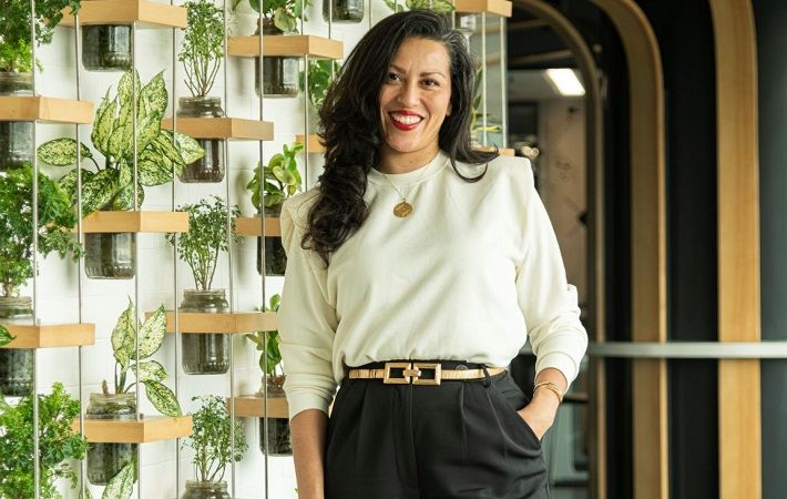 Yanira Ramirez. Pic: H&M India