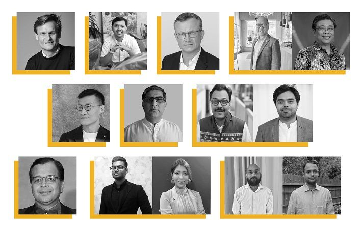 Selected innovators for 3rd batch of Fashion for Good's South Asia Innovation Programme. Pic: Fashion for Good