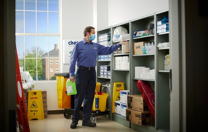 US company Cintas introduces Advantage 97 safety products line