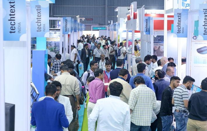 Pic: Techtextil India