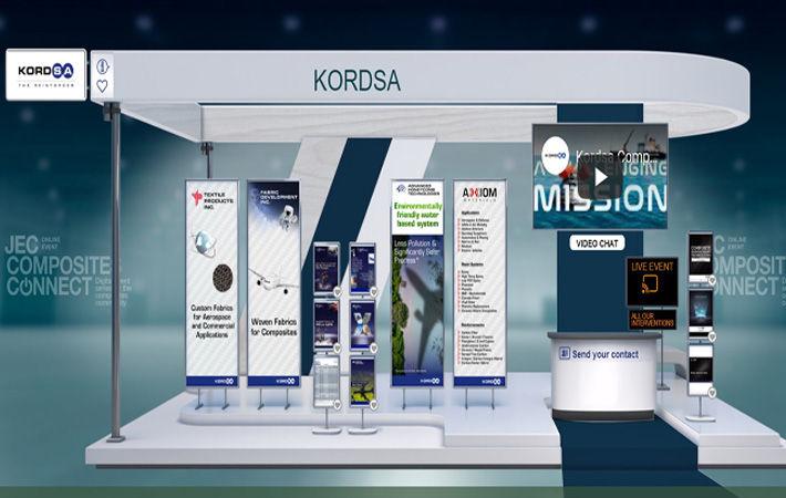 Turkish company Kordsa showcases composite technologies at JEC