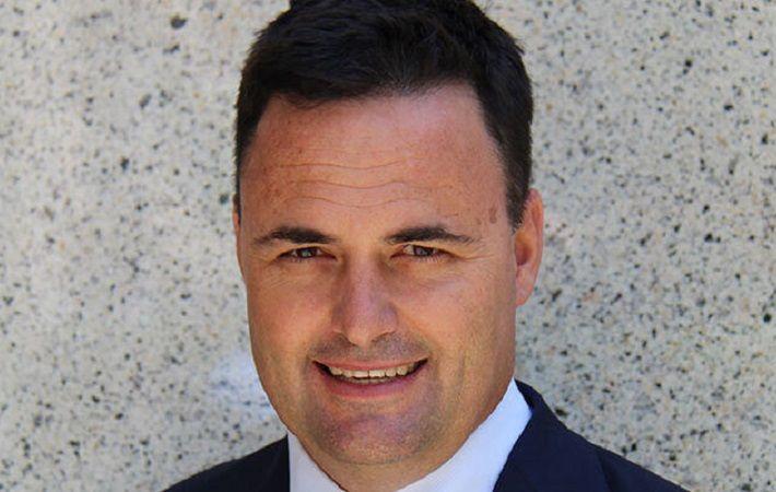 Nigel Burnett; Pic: Cotton Australia