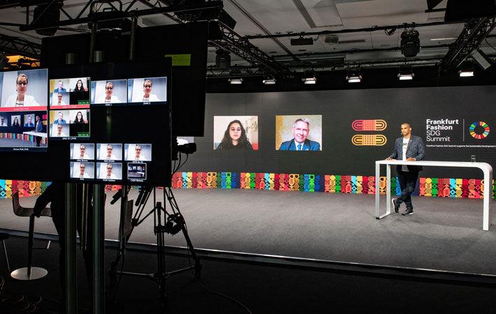 Pic: SDG Summit Messe Frankfurt.com