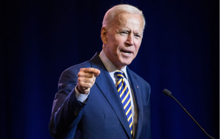 US President Joe Biden. Pic: Shutterstock