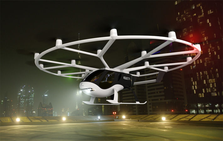Pic: Volocopter