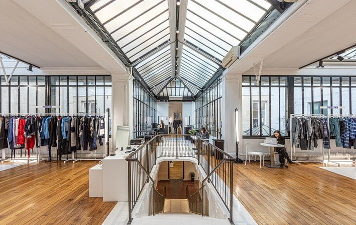 British Trend Council's London Present Rooms to associate White Milano
