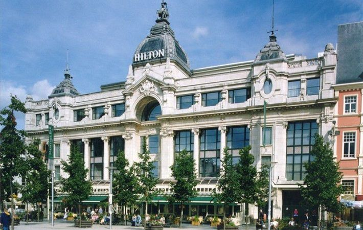 Pic: Convention Hotel / Convention Antwerp