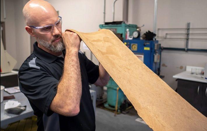 Pic: Natural Fiber Welding
