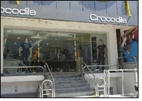 Wide range of fashion collections at Crocodile Bangalore store