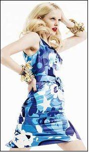 Enrico Coveri colour trends for women - spring/summer 2007