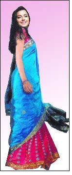 Kumaran Silks 2007 ft sari enters Guinness Records