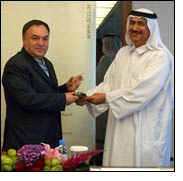 Dubai chamber stresses fraternal & economic relations with Syria