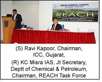 Seminar discusses perils & opportunities of REACH