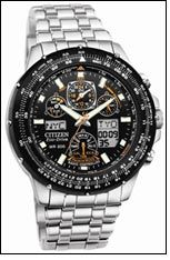 Citizen Eco-Drive launches Skyhawk A-T