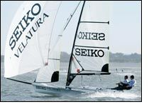 Seiko launches Regatta in Mumbai