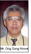 Mr. Ong Song Howe