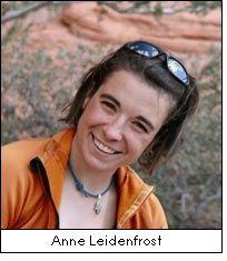 Anne Leidenfrost