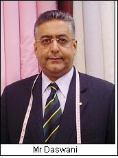 Mr Daswani