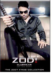 ZOD! Club Wear for this Xmas