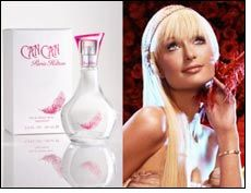 CAN CAN Paris Hilton - sensual fragrance with provocative edge