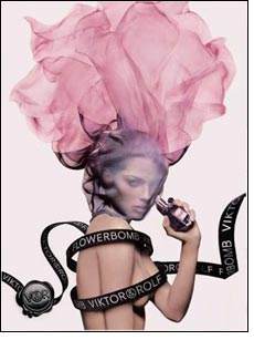 Flowerbomb - perfume for woman by Viktor & Rolf