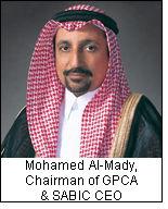 Mohamed Al-Mady, Chairman of GPCA & SABIC CEO
