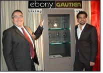 Ebony partners with Gautier of France for Home Adornment