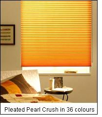 Pleated Pearl Crush in 36 colours