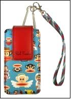 Fashionable phone cases from designer Paul Frank