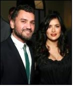 Salma Hayek presents at Sergio Rossi Melrose opening