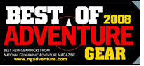 VAUDE receives 'Best of Adventure 2008' award