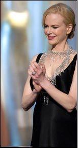 Oscar Presenter Nicole wears Sautoir at 80th Academy Awards