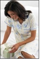 Cozy, comfy gift ideas for Mother's Day by KN Karen