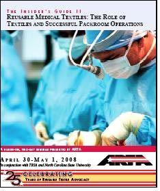 ARTA to hold seminar on reusable surgical textiles