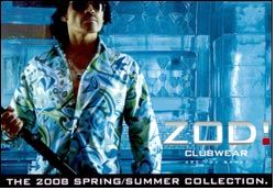 ZOD! Club Wear unveils Spring/Summer collection