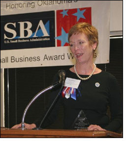 Marilyn Ihloff bags Small Business Person of Year award