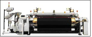 ITEMA launches EK808 rapier weaving machine at ITMA ASIA/CITME