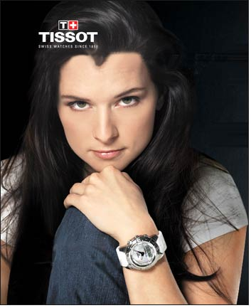 Tissot retains racing star Danica as brand ambassador