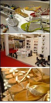 Expo Riva presents new footwear collections for S/S 2009