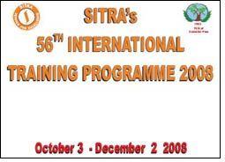 MoC-MeA to sponsor SITRA's 56 International Training Programme