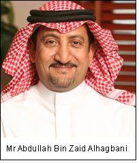 Mr Abdullah Bin Zaid Alhagbani