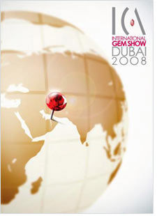 ICA Gem Show to be held in Dubai, October